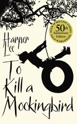 To Kill A Mockingbird. 50th Anniversary Edition - фото обкладинки книги