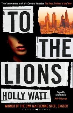 To The Lions - фото книги