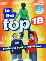 Комплект книг To the Top  1B SB+WB with CD-ROM with Culture Time for Ukraine