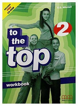 To the Top 2 WB with CD-ROM - фото книги