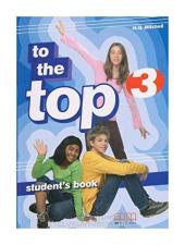 To the Top 3 Student's Book - фото обкладинки книги