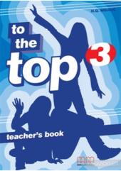 To the Top 3 Teacher's Book - фото обкладинки книги