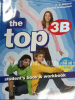 To the Top  3B Student's Book+WB with CD-ROM with Culture Time for Ukraine - фото обкладинки книги