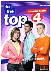 To the Top 4 Student's Book - фото обкладинки книги