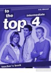 To the Top 4 Teacher's Book - фото обкладинки книги