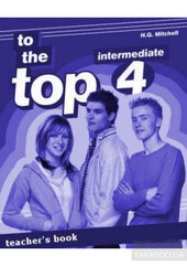 To the Top 4 WB Teacher's Ed. - фото обкладинки книги