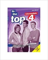 Комплект книг To the Top 4 WB with CD-ROM