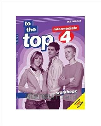 Робочий зошит To the Top 4 WB with CD-ROM