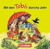 Tobi- Mit den Tobis durch das Jahr Lieder-CD - фото обкладинки книги