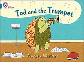 Tod and the Trumpet - фото книги