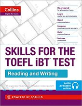 TOEFL Reading and Writing Skills : TOEFL Ibt 100+ (B1+) - фото обкладинки книги