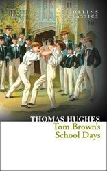 Tom Brown's School Days - фото обкладинки книги
