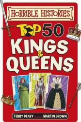 Книга Top 50 Kings and Queens