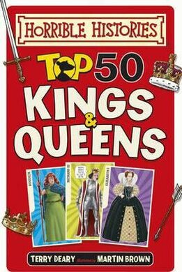 Top 50 Kings and Queens - фото книги