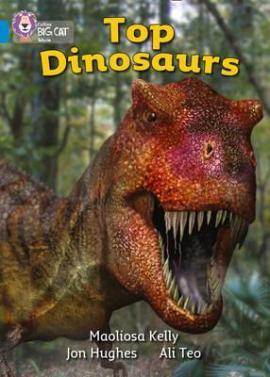 Top Dinosaurs - фото книги