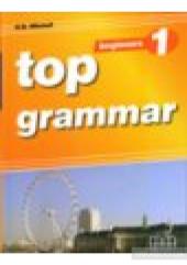 Top Grammar 1 Beginner Teacher's Edition - фото обкладинки книги