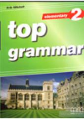 Top Grammar 2 Elementary Students Book - фото обкладинки книги
