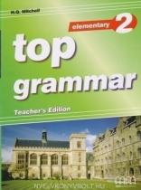 Top Grammar 2 Elementary Teacher's Edition