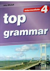 Top Grammar 4 Intermediate Student's Book - фото обкладинки книги