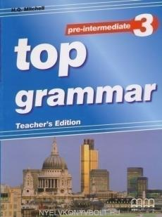 Книга для вчителя Top Grammar Pre-Intermediate 3 Teacher'S Edition