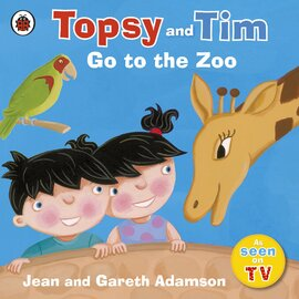 Topsy and Tim: Go to the Zoo - фото книги