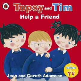 Topsy and Tim: Help a Friend - фото книги