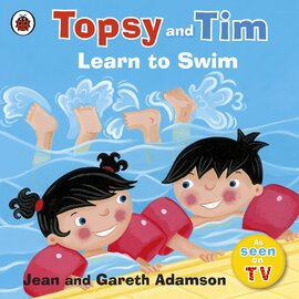 Topsy and Tim: Learn to Swim - фото книги