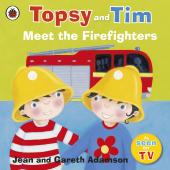 Topsy and Tim: Meet the Firefighters - фото обкладинки книги