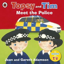 Topsy and Tim: Meet the Police - фото книги