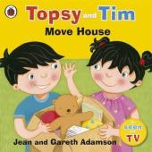 Topsy and Tim: Move House - фото обкладинки книги