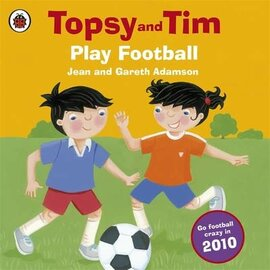 Topsy and Tim: Play Football - фото книги