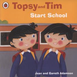 Topsy and Tim: Start School - фото книги