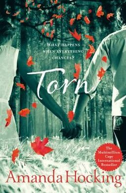 Torn. The Trylle Trilogy. Book 2 - фото книги