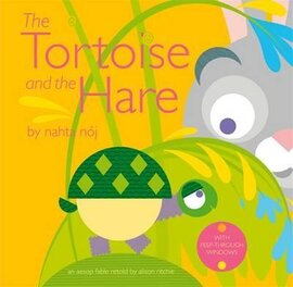 Tortoise and the Hare. Turn and Tell Tales - фото книги