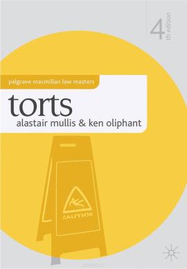 Книга Torts
