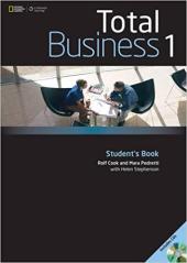 Аудіодиск Total Business 1 SB