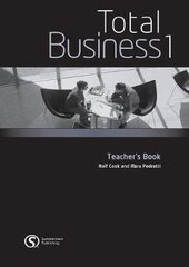 Total Business 1. Teacher Book - фото обкладинки книги