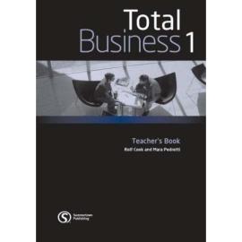 Total Business 1. Workbook with Key - фото книги