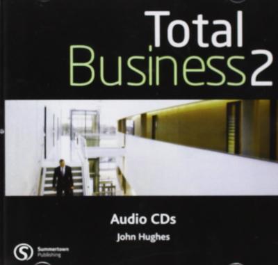 Аудіодиск Total Business 2 Class Audio Cd