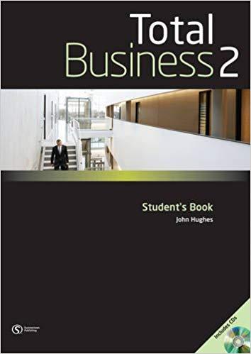 Підручник Total Business 2 SB