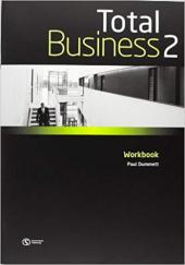 Total Business 2 Workbook with Key - фото обкладинки книги