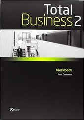 Підручник Total Business 2 Workbook with Key