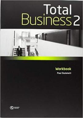 Робочий зошит Total Business 2 Workbook with Key