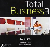Total Business 3 Class Audio Cd