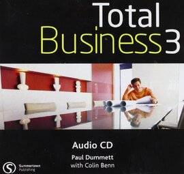 Аудіодиск Total Business 3 Class Audio Cd