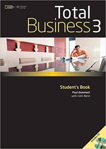 Підручник Total Business 3 SB