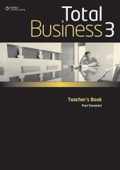 Total Business 3 Teacher Book - фото обкладинки книги