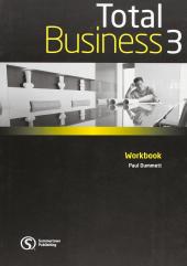 Total Business 3 Workbook with Key - фото обкладинки книги