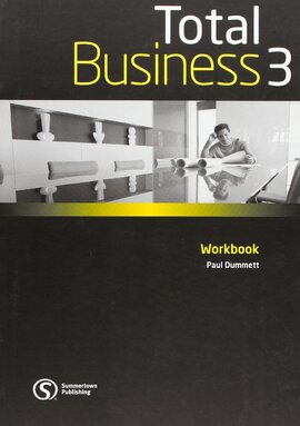 Total Business 3 Workbook with Key - фото книги