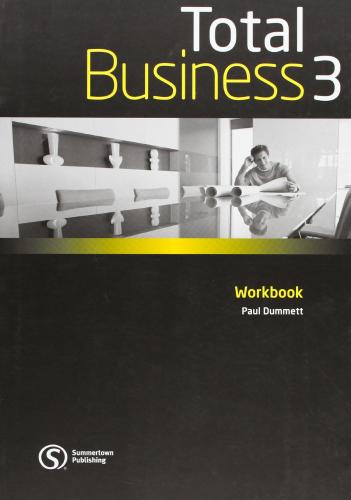 Робочий зошит Total Business 3 Workbook with Key